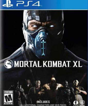 Mortal Kombat XL - PS4 igra