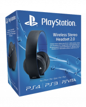 PS4 Wireless Stereo Headset - Sony Playstation 4 slušalice