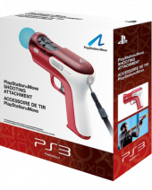 PlayStation Move Shooting Attachment - pištolj za Move
