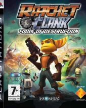 Ratchet And Clank - Tools Of Destruction - PS3 igra - korišćeno