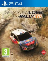 Sebastian Loeb Rally - PS4 igra