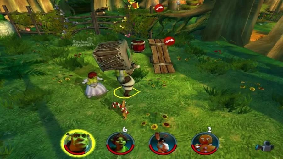 Shrek Shrek 3D Double Bill Movie HD free download 720p