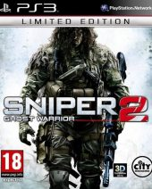 Sniper Ghost Warrior 2 - Limited Edition- PS3 igra - korišćeno