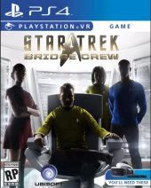 Star Trek Bridge Crew VR - PS4 igra