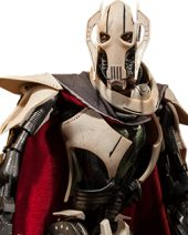 Star Wars: General Grievous Sixth Scale Figure