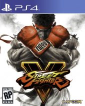 Street Fighter V - PS4 igra
