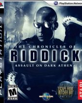 The Chronicales of Riddick - Assault on Dark Athena - PS3 igra - korišćeno