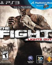The Fight - Lights Out - PS3 igra - korišćeno