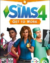 The Sims 4 Get To Work - PC igra