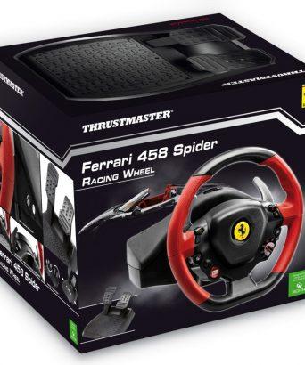 Thrustmaster Ferrari 458 Spider - volan za XBOX One