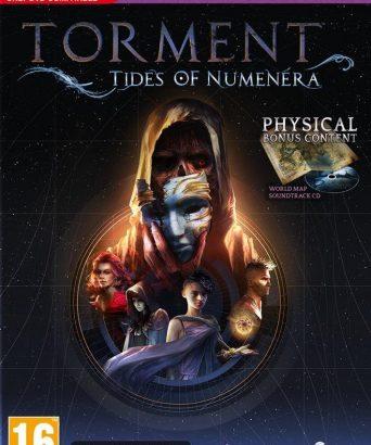 Torment Tides of Numenera - PC igra