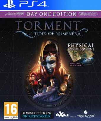 Torment Tides of Numenera - PS4 igra