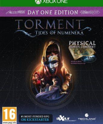 Torment Tides of Numenera - XBOX One igra