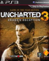 Uncharted 3 GOTY - PS3 igra