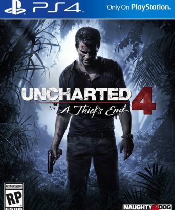Uncharted 4 - A Thiefs End - PS4 igra