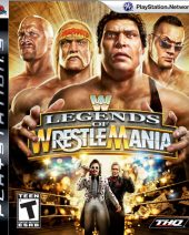 WWE Legends of WrestleMania - PS3 igra - korišćeno