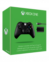 XBOX One bežični kontroler + Play & Charge Kit