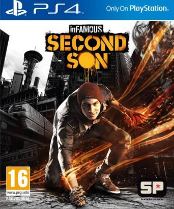 inFamous Second Son - PS4 igra