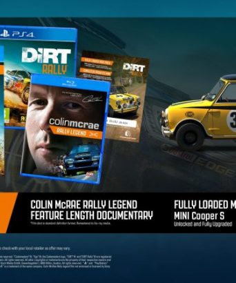 Dirt Rally Legend Edition PS4 Igra Korisceno Igre VOZNJE