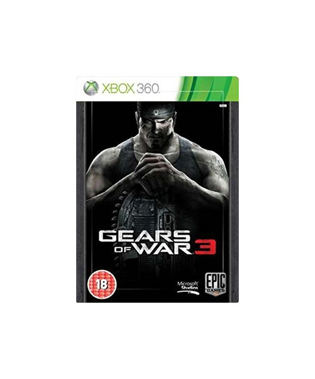 Book Cover Pictures Xbox : Gears of war steelbook xbox igra korišćeno