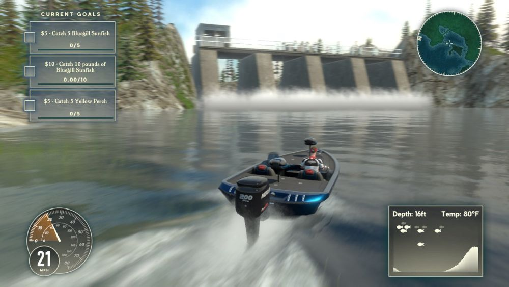 Rapala fishing pro series ps4 igra game centar igrice for Rapala fishing pro series