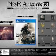 Nier Automata – Game of The YoRHa Edition Sadržaj