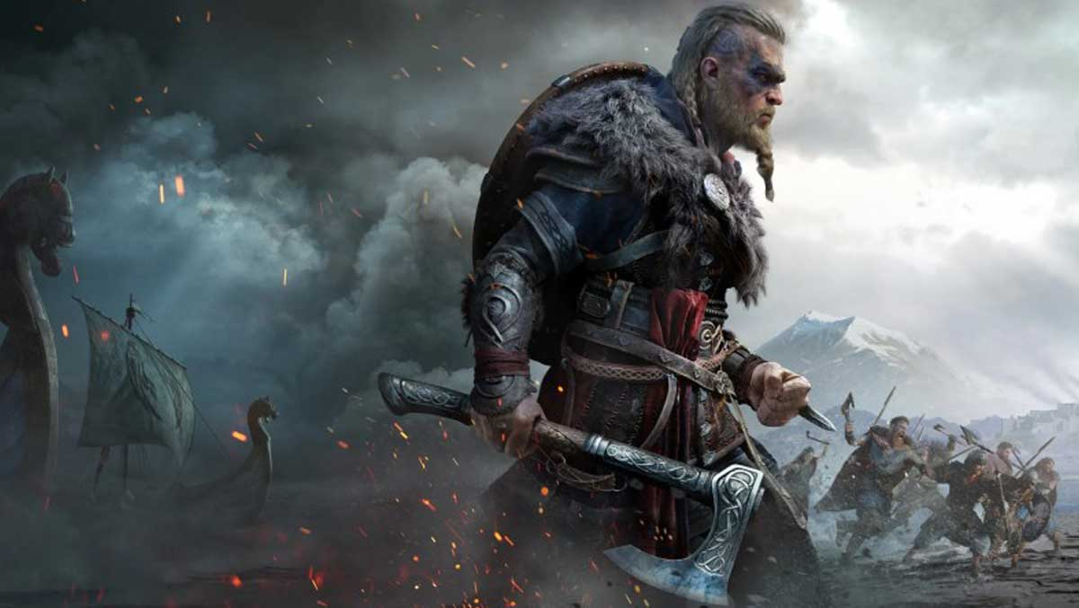 Assassins Creed Valhalla Cena