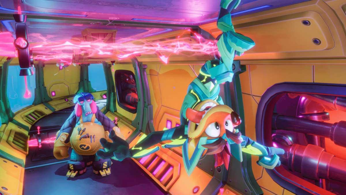Crash Bandicoot 4 cena