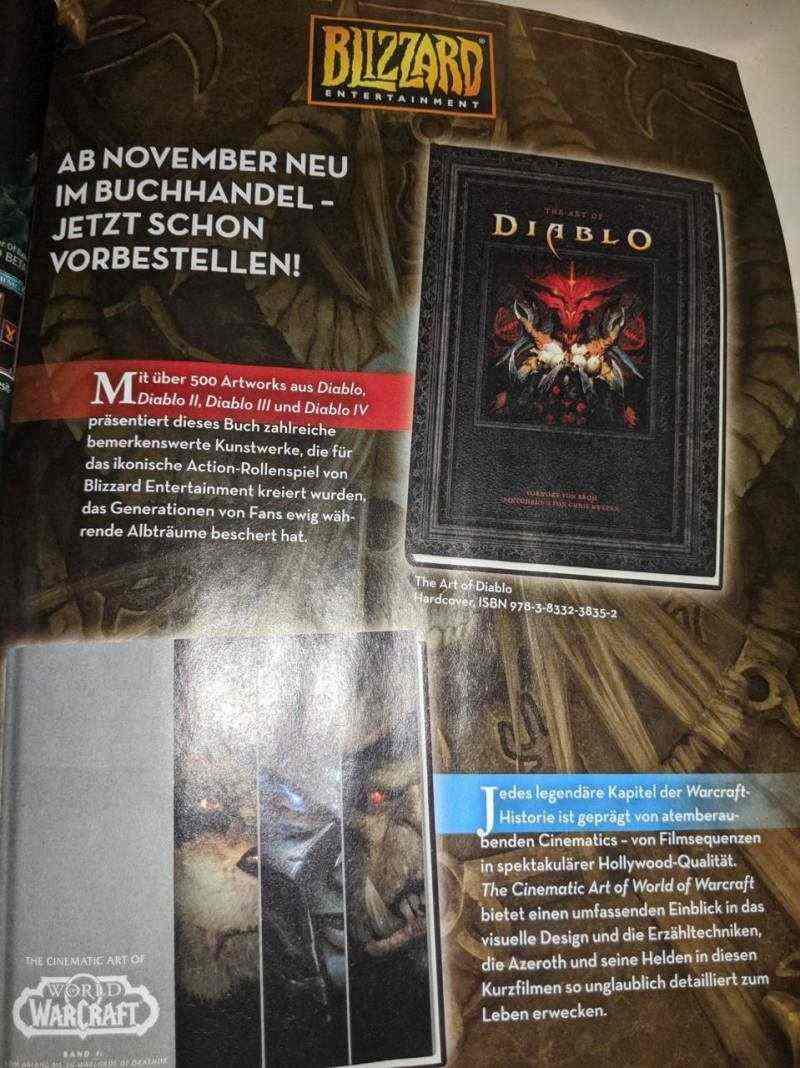 Igra DIABLO 4 info