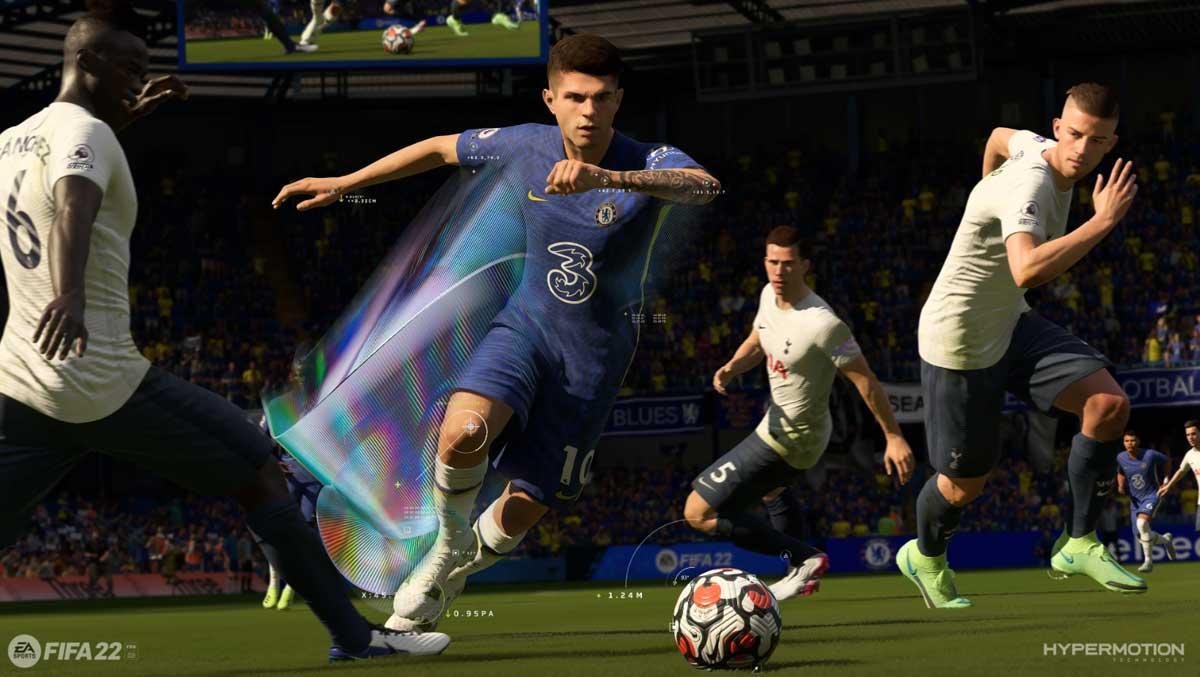 FIFA 22 HyperMotion Cena