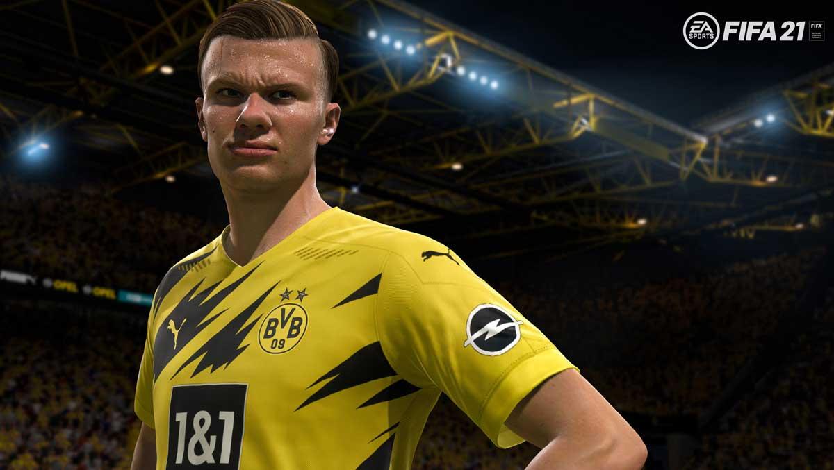 FIFA21 PS5 Igra Cena