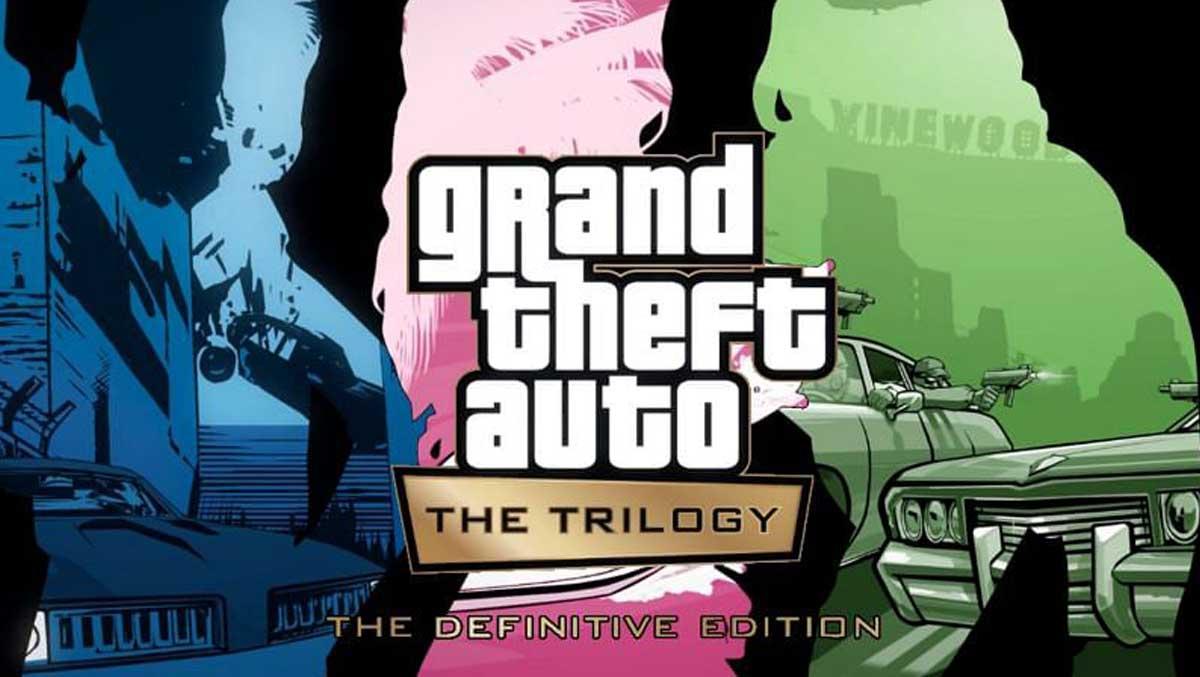 GTA: Trilogy - Definitive Edition Cena