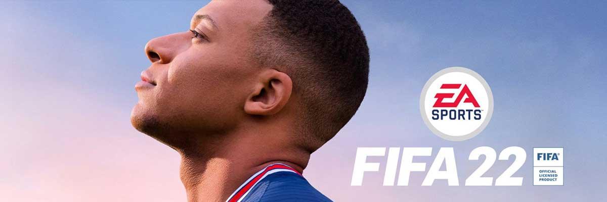 FIFA 22 PREORDER Cena