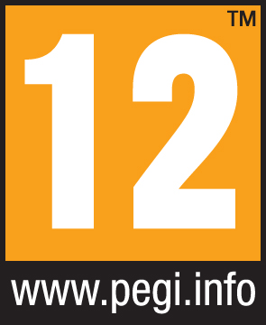 PEGI Oznaka 12