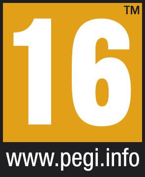 PEGI Oznaka 16