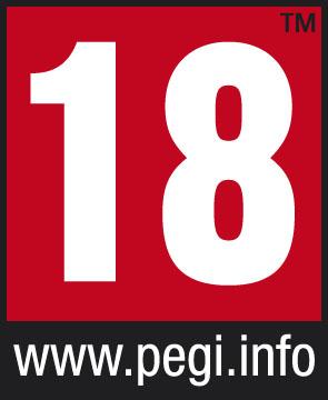 PEGI Oznaka 18