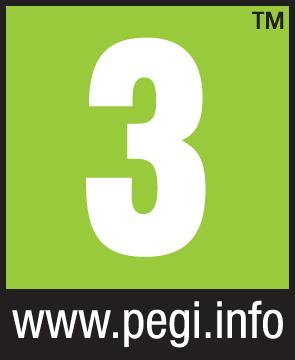 PEGI Oznaka 3
