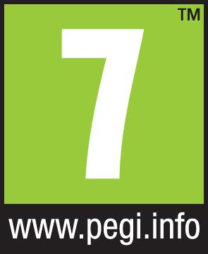 PEGI Oznaka 7