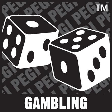 PEGI Oznaka Kockanje Cena