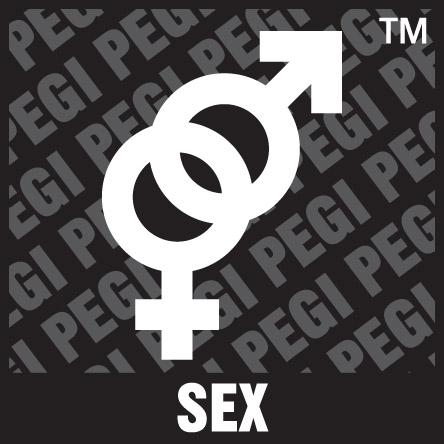 PEGI Oznaka Seks Cena