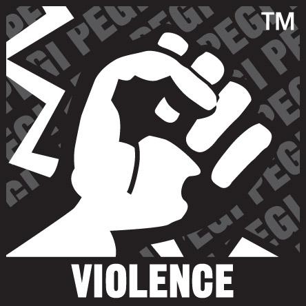 PEGI Oznaka Nasilje Cena