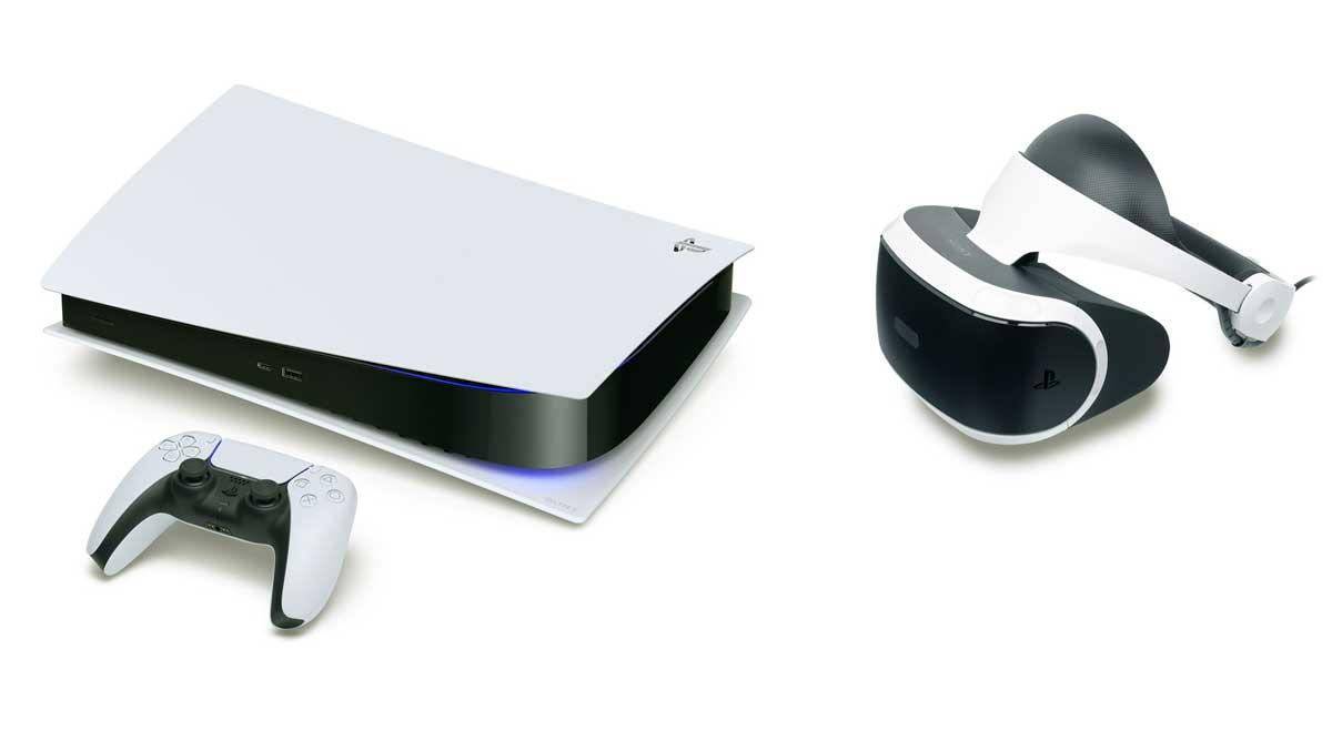 PS5 VR Cena